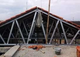 jasa memasang atap baja ringan KREDIBILITAS