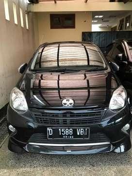 Toyota Agya tipe TRD Sportivo