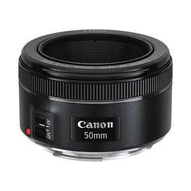 Lensa Canon 50mm f1.8