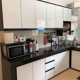 kitchen set murah JOGJA produksi sendiri