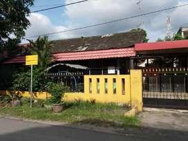 Rumah Disewakan Jl. Karya II (Karang Berombak)