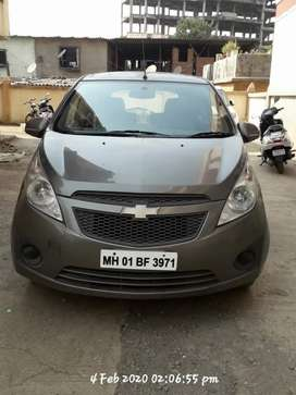 Chevrolet Beat 2012 CNG & Hybrids 75000 Km Driven. Rs.250000