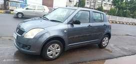Maruti Suzuki Swift LXi 1.2 BS-IV, 2007, Petrol