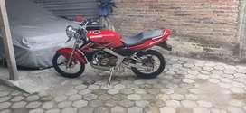 Ninja ss 2013 warna merah AB Bantul