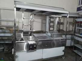 Counter All In One size 2.5*6.5 stainless steel