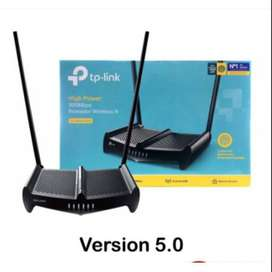 COD TP-LINK TL-WR841HP N300 High Power Wi-Fi Router 300Mbps at 2.4GHz