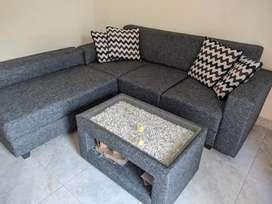 Dijual sofa empuk bergaransi