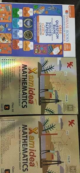 Xam idea maths class 12 2020-2021 edition