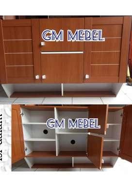 Jl Paus GM MEBEL Kitchen Set Lemari Dapur Gantung Atas Pekanbaru
