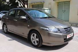 Honda City 1.5 S AT, 2010, CNG & Hybrids