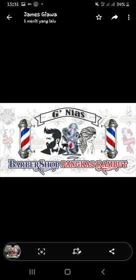 Dicari karyawan untuk salon dan barbershop