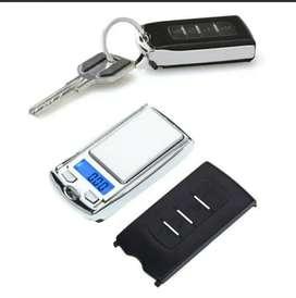 Timbangan Digital Mini 200/0.01 gram Model Gantungan Kunci