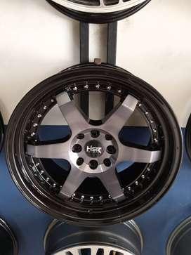 modifikasi velg mobil hsr Ring 17