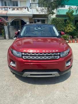 Land Rover Range Evoque Prestige SD4 (CBU), 2014, Diesel