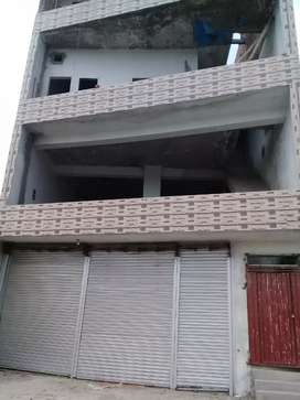A building for rent with rent of 45k for 2nd portion (Commercial Hall)