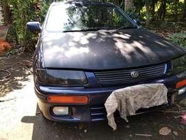 Mazda Familia 98 Mulus dan Tangguh