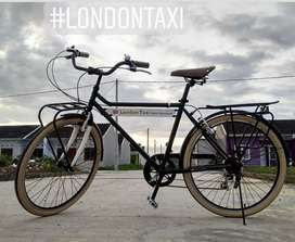 Sepeda London Taxi