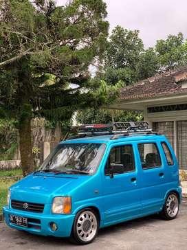 Suzuki karimun 2002 dx