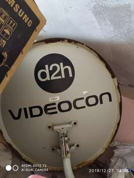 Videocon dish