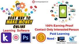 Earn Genuine Money Making Mobile App