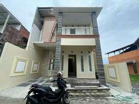 Rumah 3 lt baru murah cantik strategis konsep minimalis modern