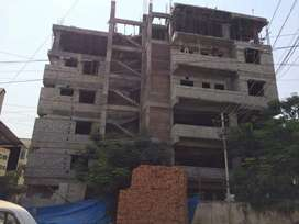 2 and 3 BHK flats available for sale at Chintalkunta Checkpost area