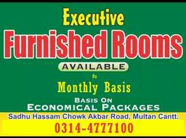 Executive Furnished Rooms