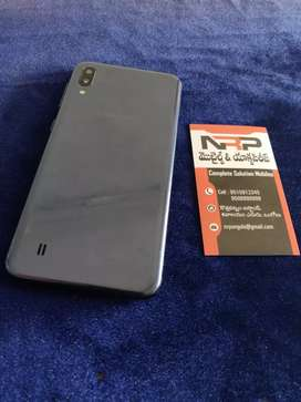 Samsung Galaxy m10 good condition