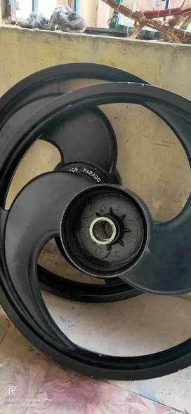 Wheel rx100