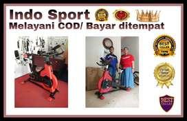 Kayuhan Raiser sepeda statis spinning bike