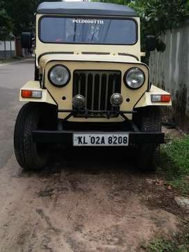 Mahindra Jeep 1993