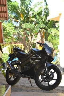 Honda CBR Tahun 2007 PAJAK FULL!