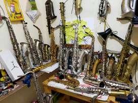 Jual Saxophone berbagai merek