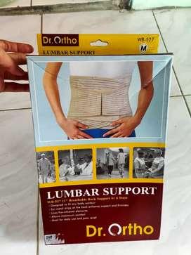Korset Lumbar Support Dr Ortho WB-527 Ukuran M