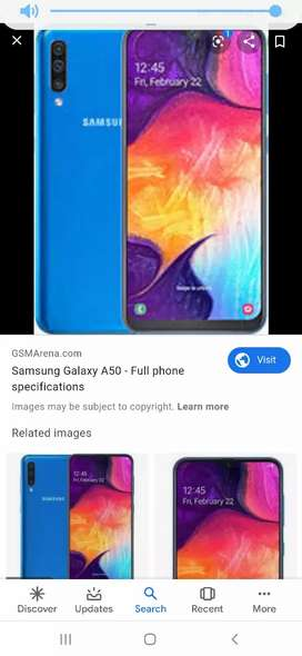 Best features and best phone Samsung a50
