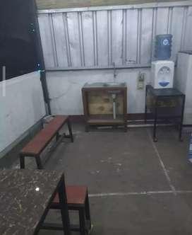Disewakan lapak foodcourt di kawasan STT telkom hanya 7jt