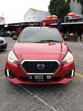 Datsun GO T option M/T 2018 new model dp 12 JT