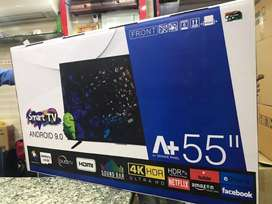 Brand new 55 android led tv
