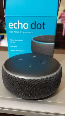 Amazon Echo Dot Generation 3