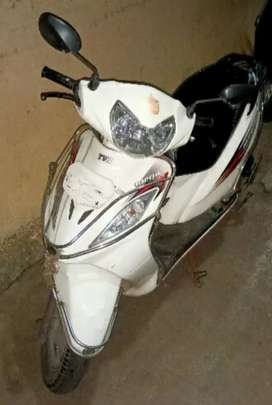 TVS Wego For Sale Very Less Driven.