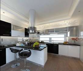 Kitchen Renovation (Factory Fitted Kitchens)