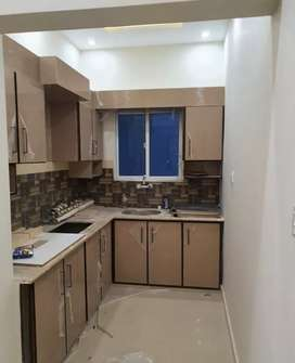 Apartment for Sale 3 bed drawing dinning brand new 4th floor lift