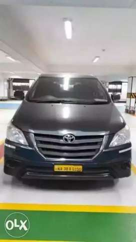 Innova 2016  2nd owner good condition