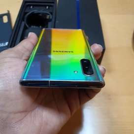 Samsung Note 10 Plus , 3 month new mobile for sale