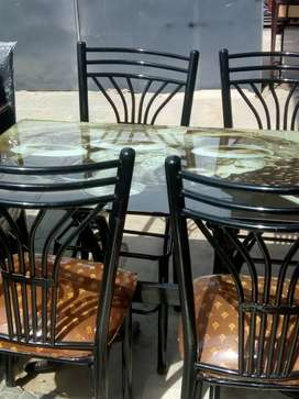Hole seller of dining tables and chairs dining 15000 to 50000 availabl