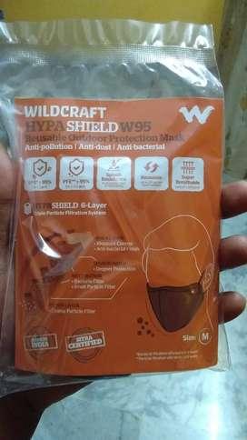 W95 masks wildcraft