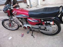 Honda125 model 15 lahore number