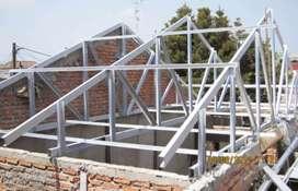 Pelayanan pengelolaan atap baja ringan ANTI KARAT