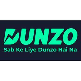 Delivery boy for Dunzo part time or full time