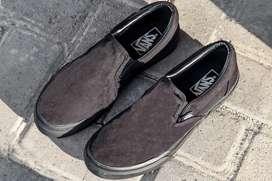 Vans Slip On Black Japan